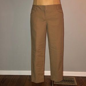 The Limited Drew Fit Ankle Pants